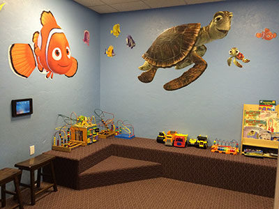 Play Area - Pediatric Dentist in Harrisburg, PA