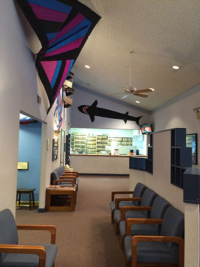 Waiting Area - Pediatric Dentist in Harrisburg, PA