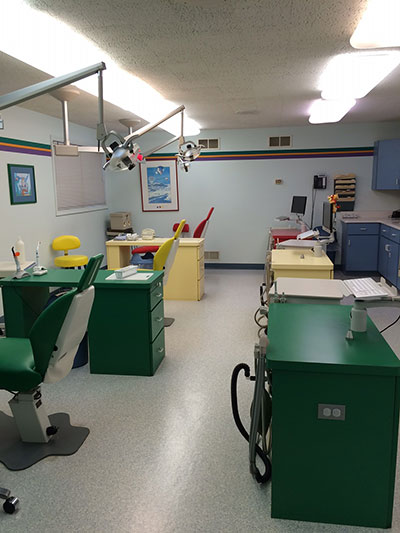 Open Bay - Pediatric Dentist in Mechanicsburg, PA