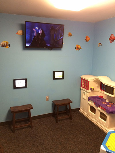 Play Area - Pediatric Dentist in Mechanicsburg, PA