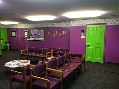 Waiting Room - Pediatric Dentist in Mechanicsburg, PA